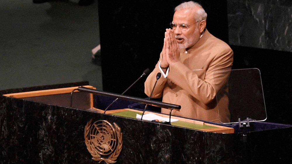 No Country Should Take Advantage of 'Delicate' Afghan Situation: PM Modi at UNGA