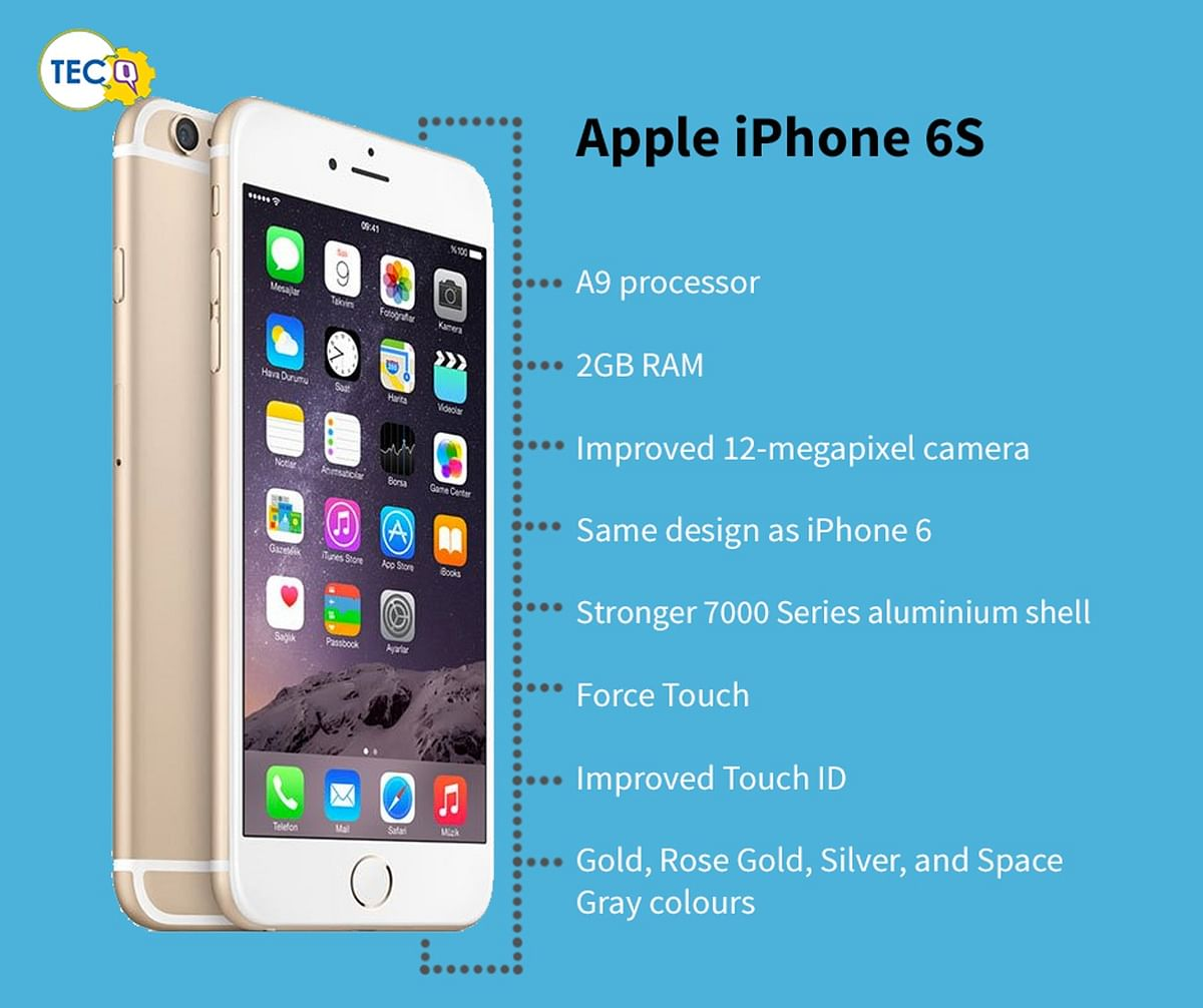 What to expect from the iPhone 6S. (Photo: The Quint)