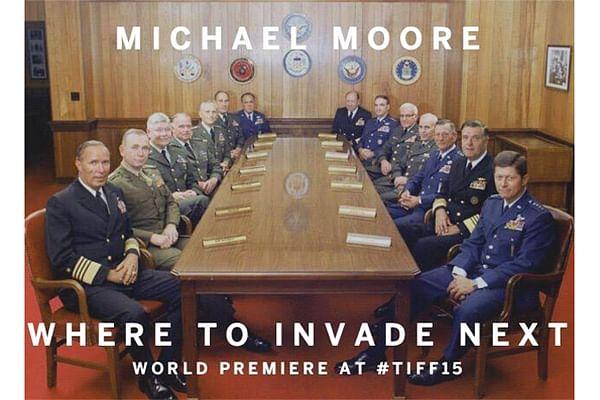 Michael Moore's <i>Where To Invade Next</i>