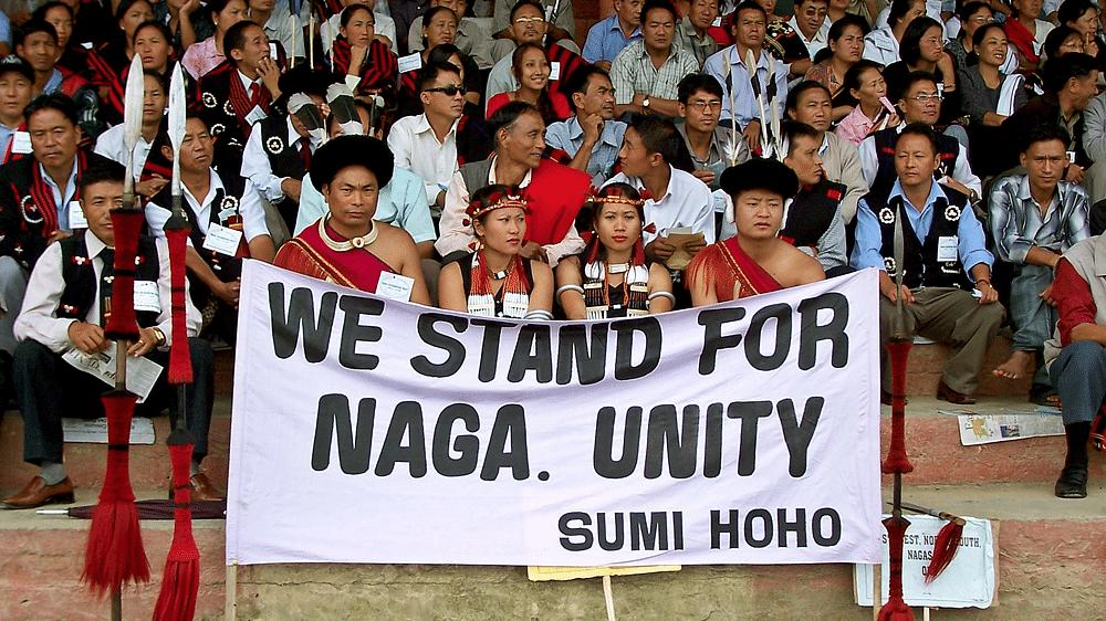 The Eastern Nagaland People's Organisation (ENPO) is no longer a part of the Naga Hoho since 1997.  (Photo: Reuters)