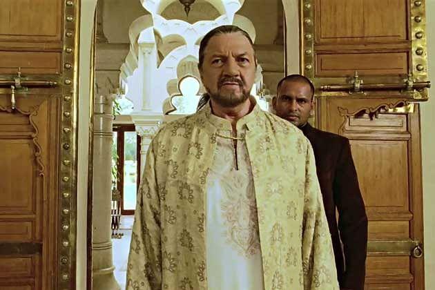 Prem Chopra in a scene from <i>Agent Vinod </i>(2012)