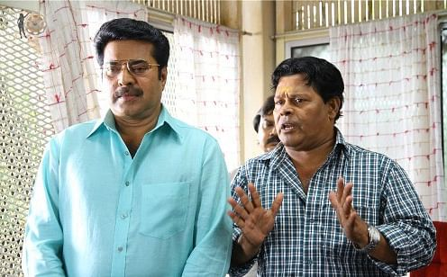 In <i>Pranchiyettan and the Saint,</i>  Mammootty represents all of us who want their 15 minutes of fame in this celebrity driven age
