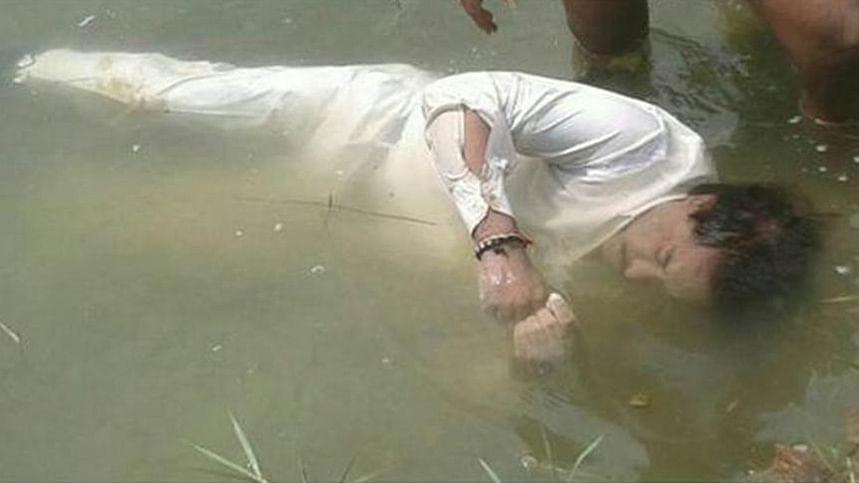 NB Pali, guard on the Sampark Kranti Express fellto his death near Nagpur.