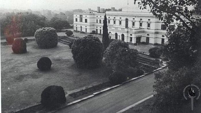 "Teen Murti House or the Nehru Memorial Museum in Delhi. (Photo: <a href=""http://nehrumemorial.nic.in/en/galleries/photo-gallery/category/8-teen-murti-house.html"">NMML website</a>)"
