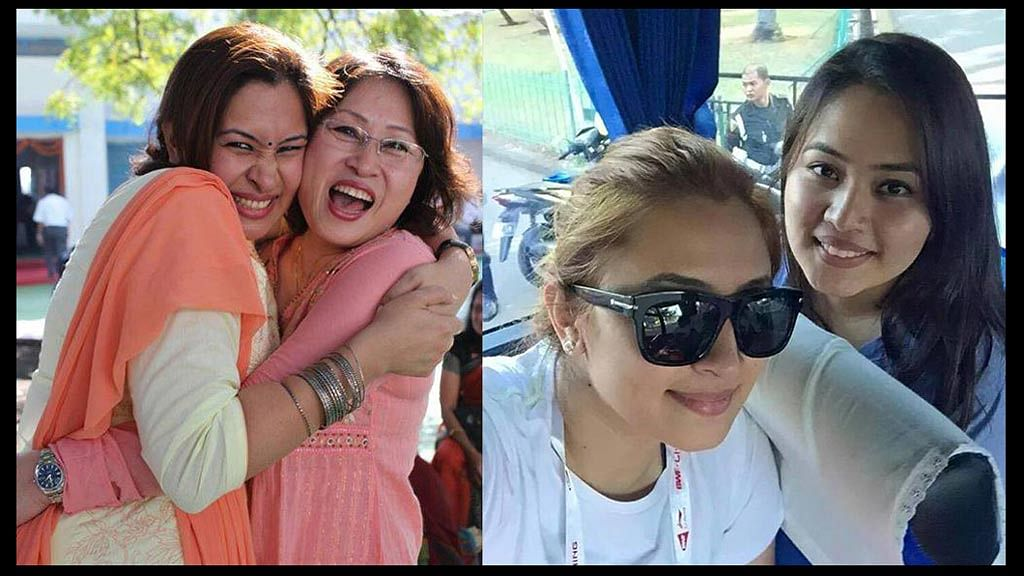 Video | Sister Insi's Special Birthday Message For Jwala Gutta