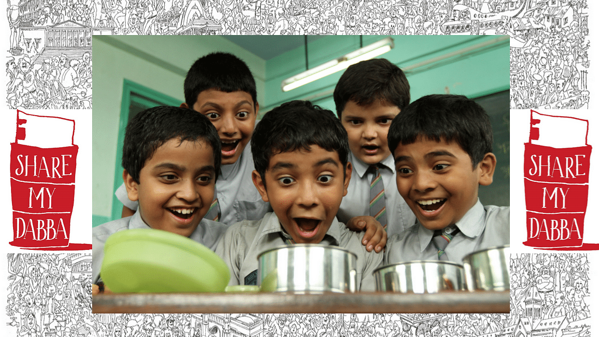 The power of a simple idea- Share My Dabba