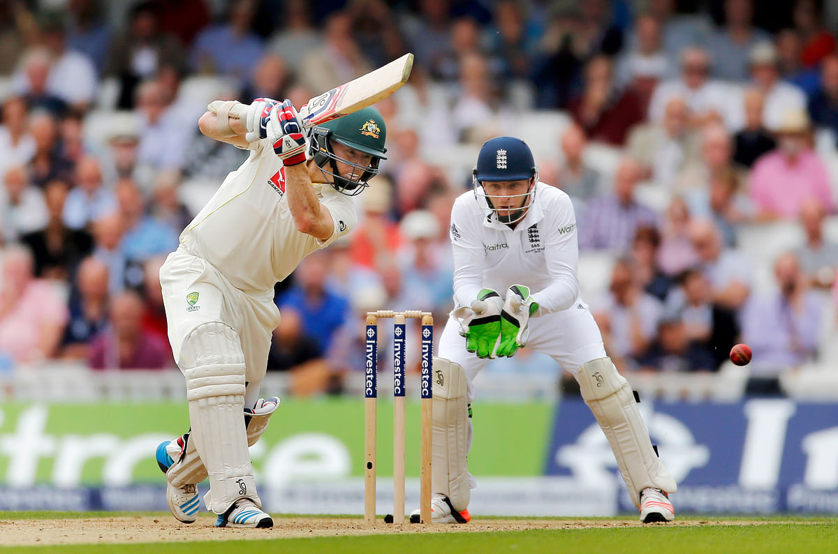 Chris Rogers was Australia's player of the series in the recently concluded Ashes in England. (Photo: Reuters)