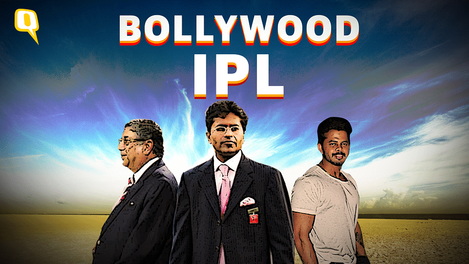 What would a movie on the IPL look like? (Image: The Quint)