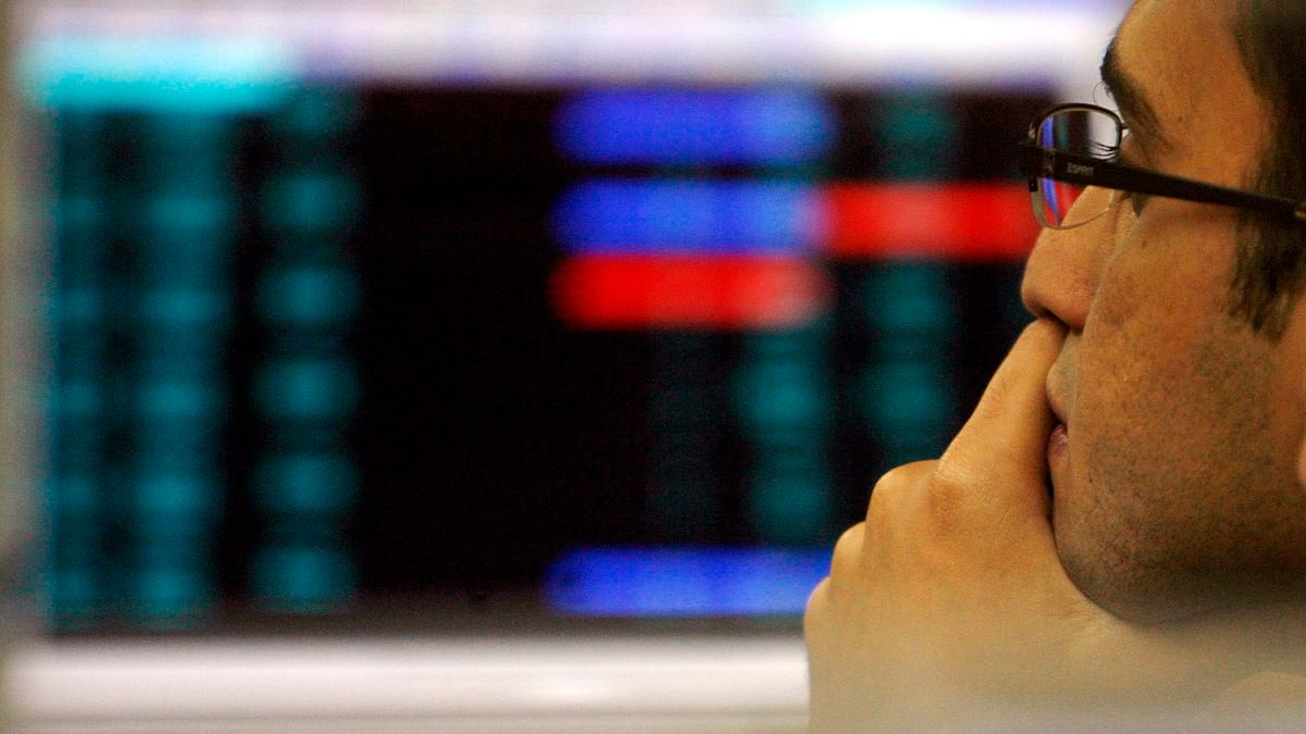 Markets back in red after two days of gains (Photo: Reuters)