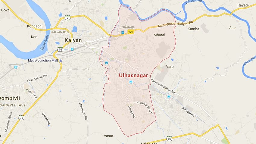 Ulhasnagar area of Thane, Maharashtra.