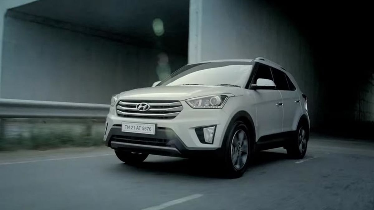 Hyundai Creta. (Photo Courtesy: Hyundai)
