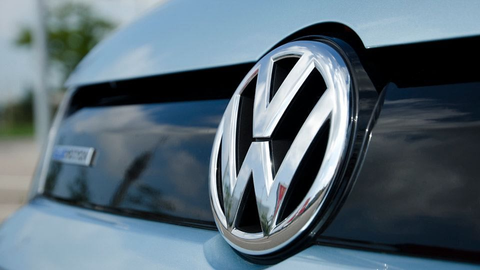 Volkswagen emblem.  (Photo: iStockphoto)