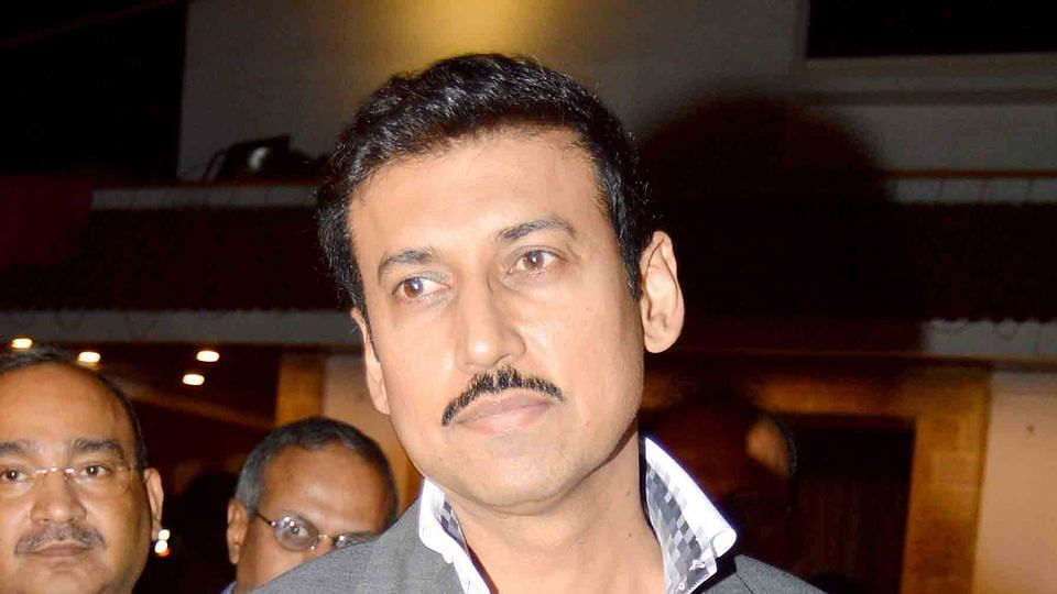 Rajyavardhan Rathore: The Union Minister Who Won an Olympic Medal