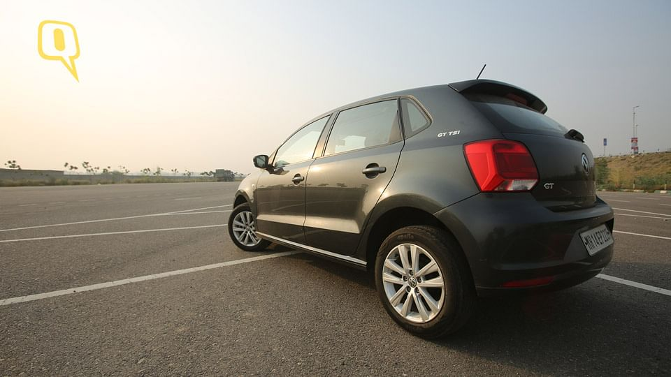 Volkswagen Polo GT TSI. (Photo: The Quint)