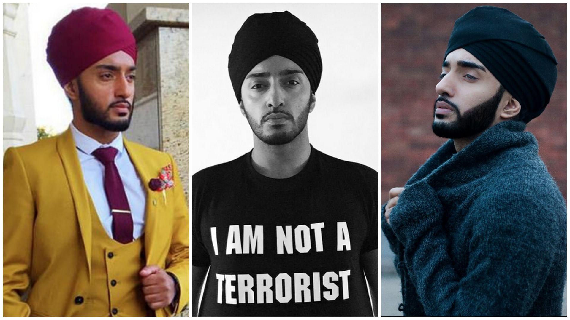 Taking the turban crown: International Mr Singh beauty