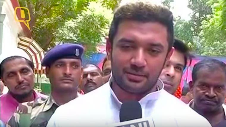 Bihar Elections: Ram Vilas Paswan's LJP Announces Third List