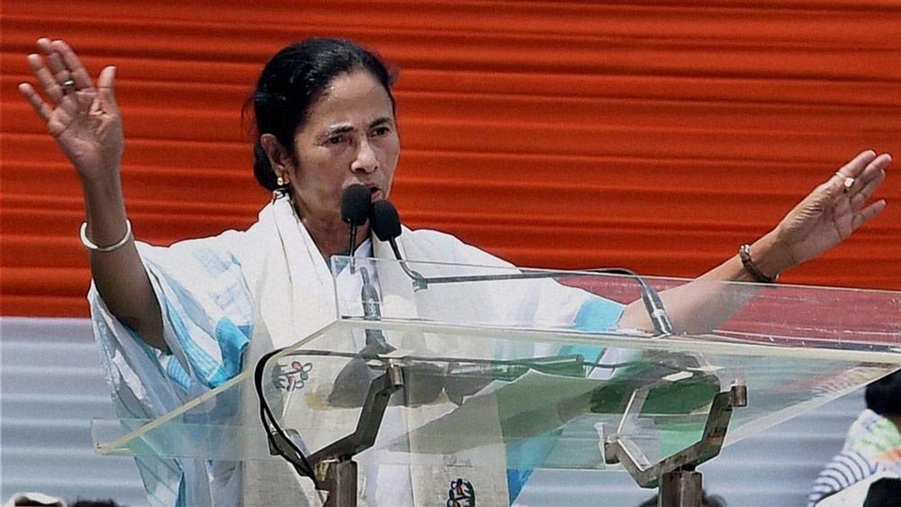 Doctors' Agitation a Conspiracy of CPI(M) and BJP: Mamata Banerjee