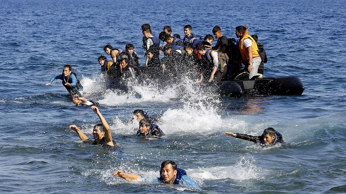 Highest Ever: 5000 Migrants Drowned in Mediterranean in 2016