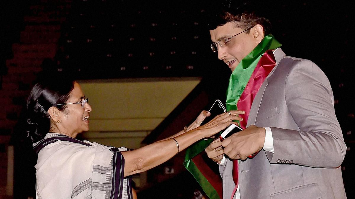 You Have Made India and Bangla Proud: Mamata Congratulates Ganguly