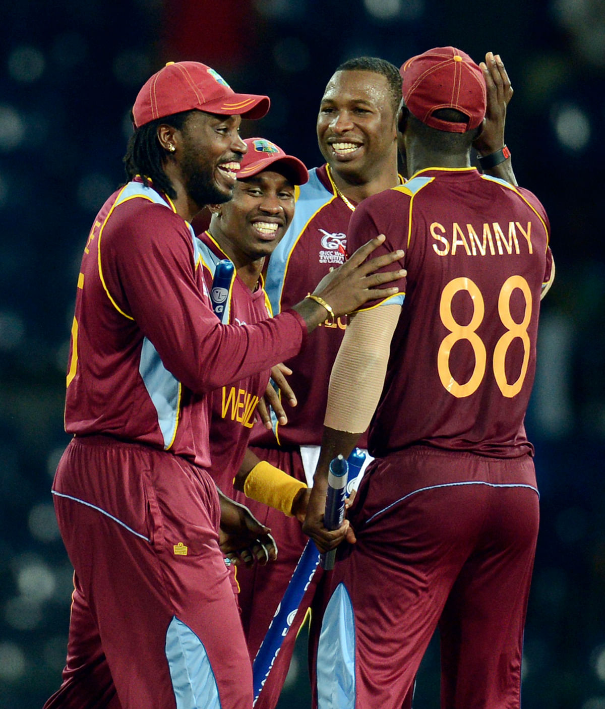 Pollard and Bravo have been left out of the side since they were dropped for the ODI series against South Africa in January, earlier this year. (Photo: Reuters)