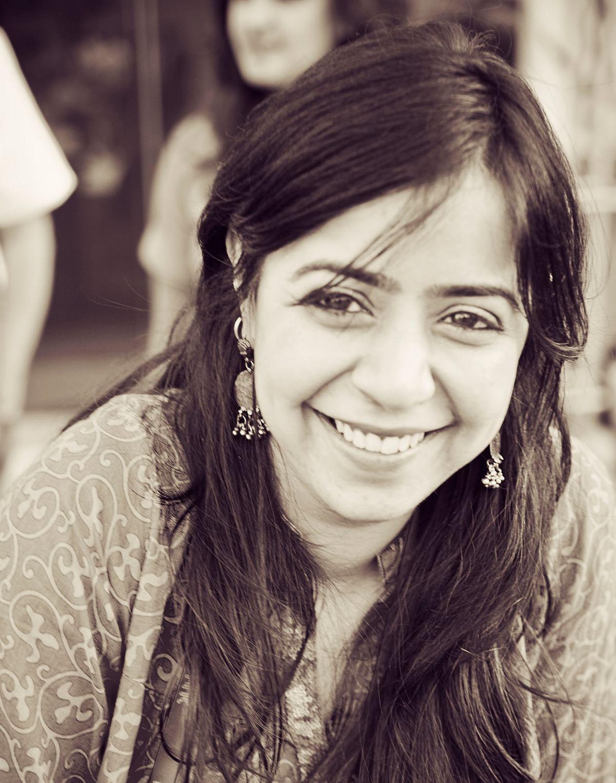 Pictures and stories go hand in hand: Anusha Yadav (Photo: Anusha Yadav)