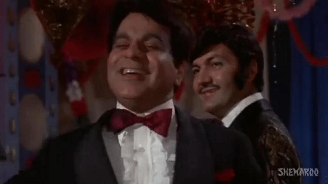 "Prem Chopra did several films with Dilip Kumar, the only actor he idolised (Photo: Twitter/<a href=""https://twitter.com/Amirmurt/status/623450361815269376"">@Amirmurt</a>)"