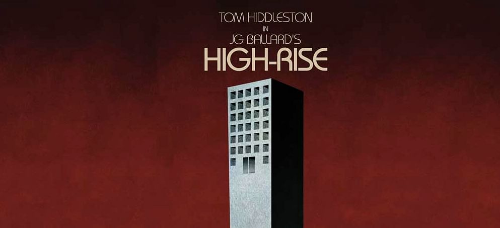 A poster of <i>High-Rise</i>