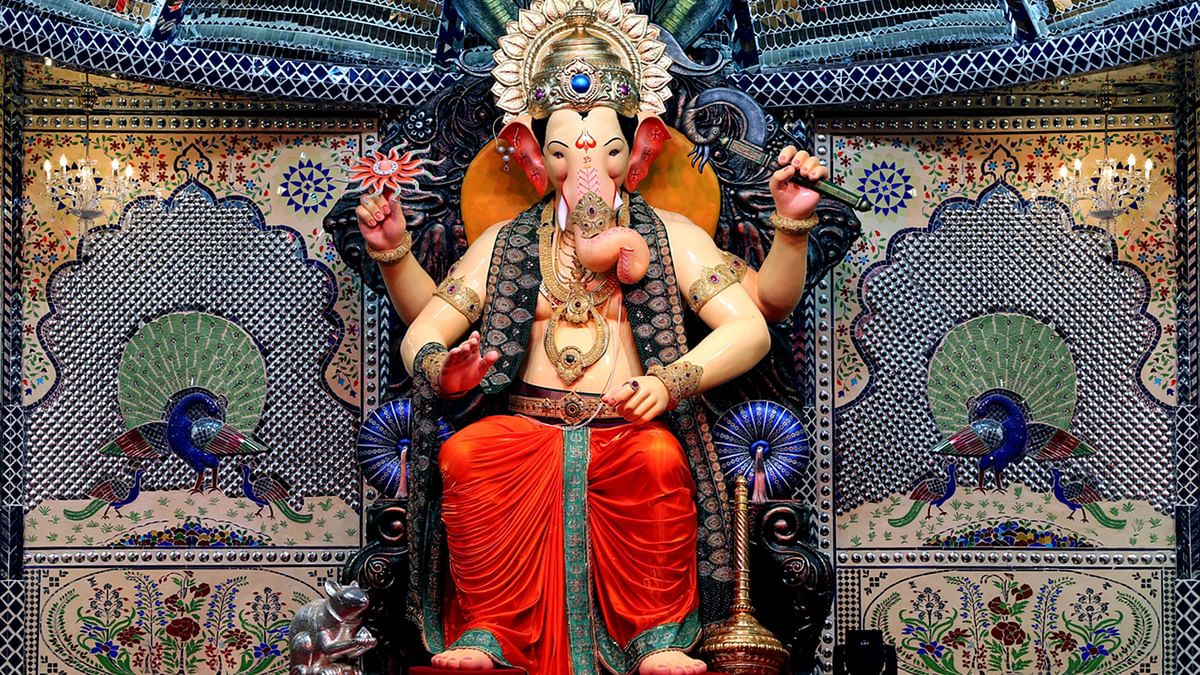 Five of Mumbai's Best Ganesha Pandals You Must Visit