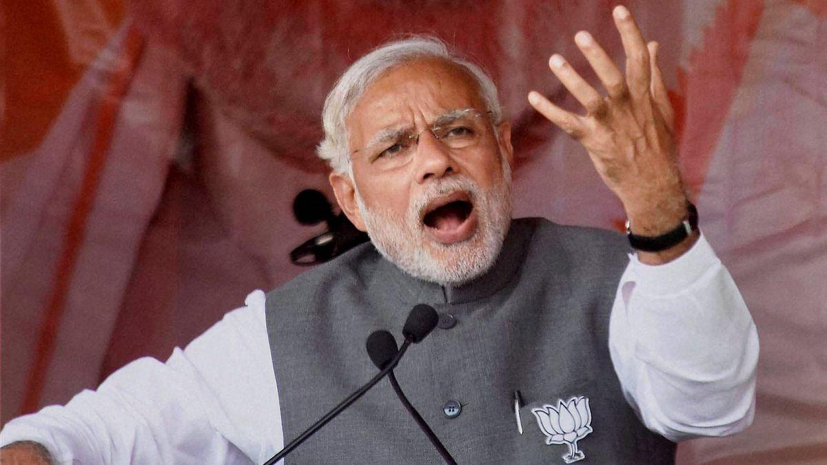 'There Are No Detention Centers In India,' Says PM Modi in Delhi