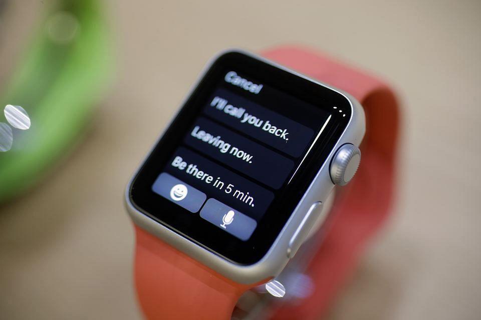 Apple Watch. (Photo: <b>The Quint</b>)