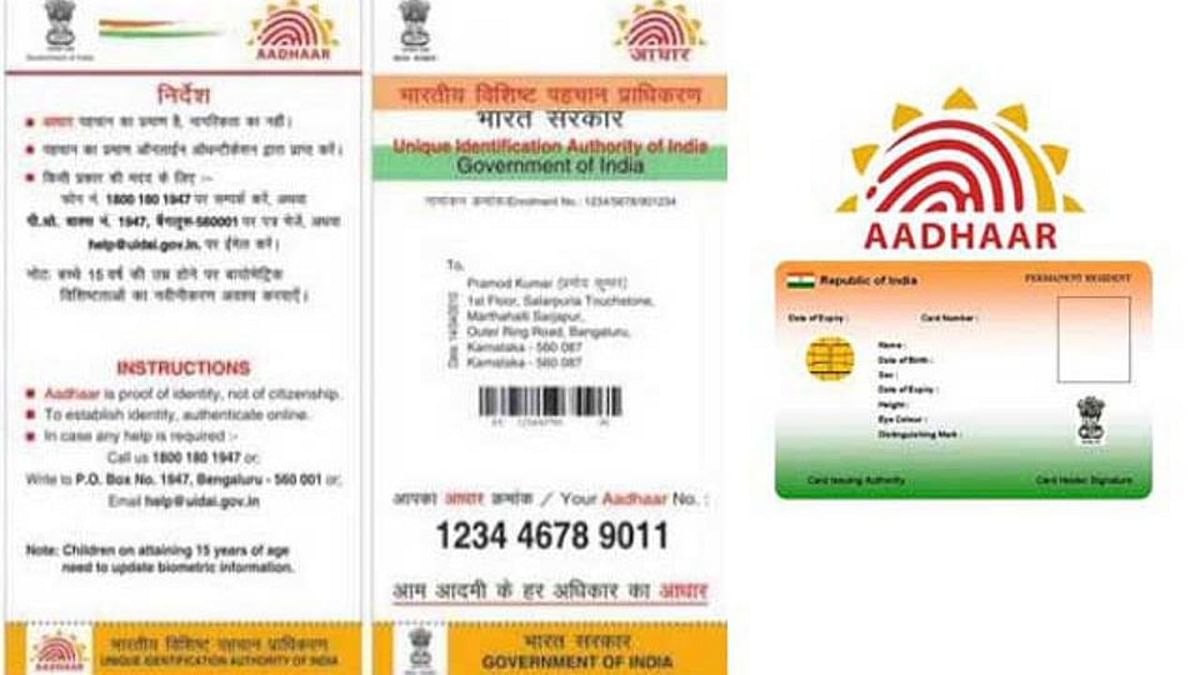 Biometric data of about 99 crore Indians have been collected so far under the Aadhar scheme.