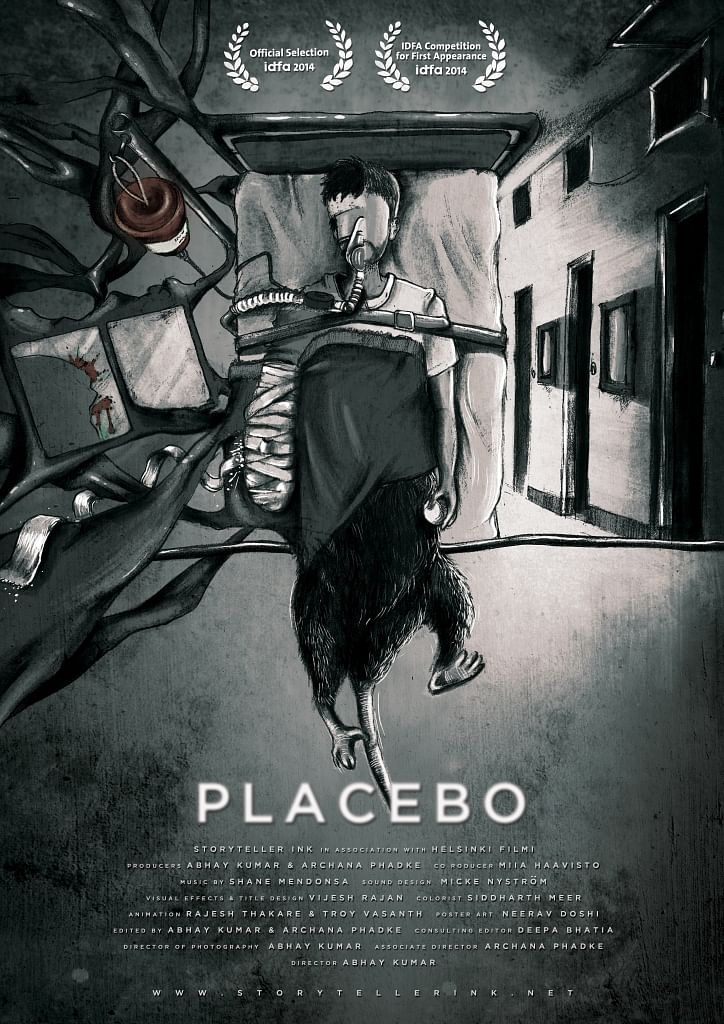The poster of <i>Placebo</i>