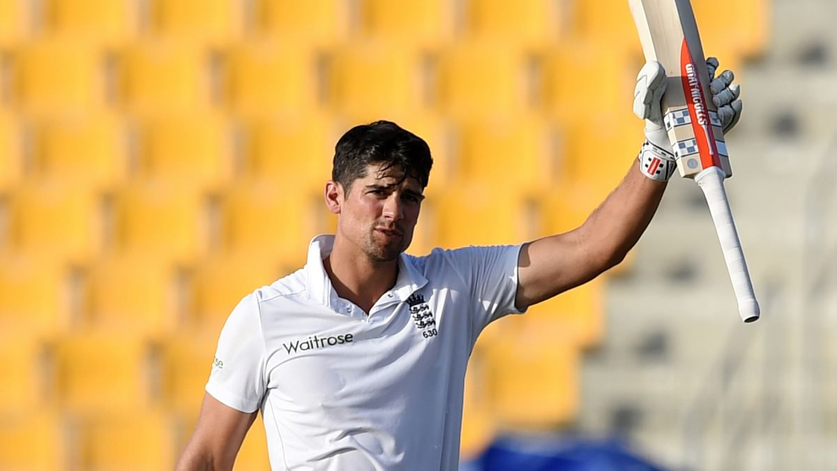 Alastair Cook was the second highest run-scorer in the 2004 under-19 World Cup.