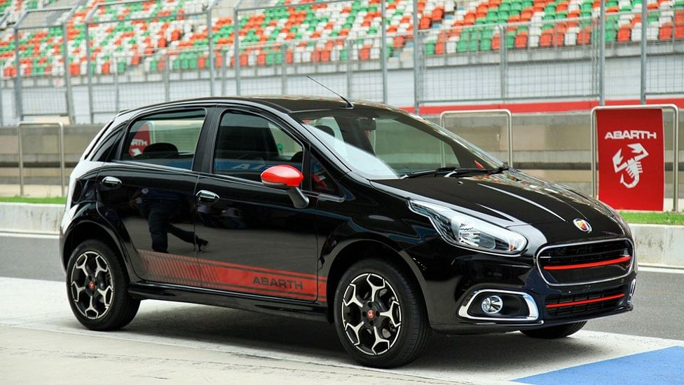 Fiat Abarth Punto. (Courtesy: Fiat)