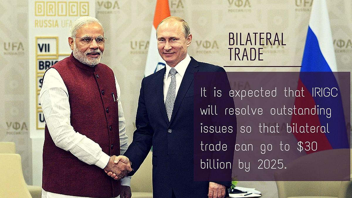 Sushma in Moscow: Draw up an Ambitious Modi-Putin Summit Agenda