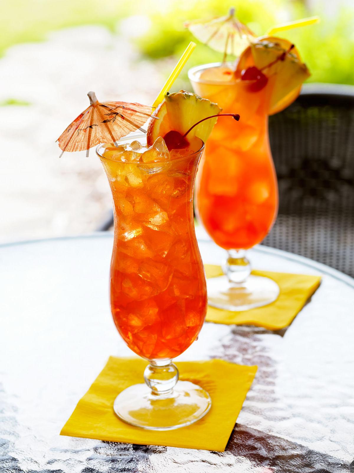 Mai Tai is a fresh fruity cocktail. (Photo: iStockphoto)