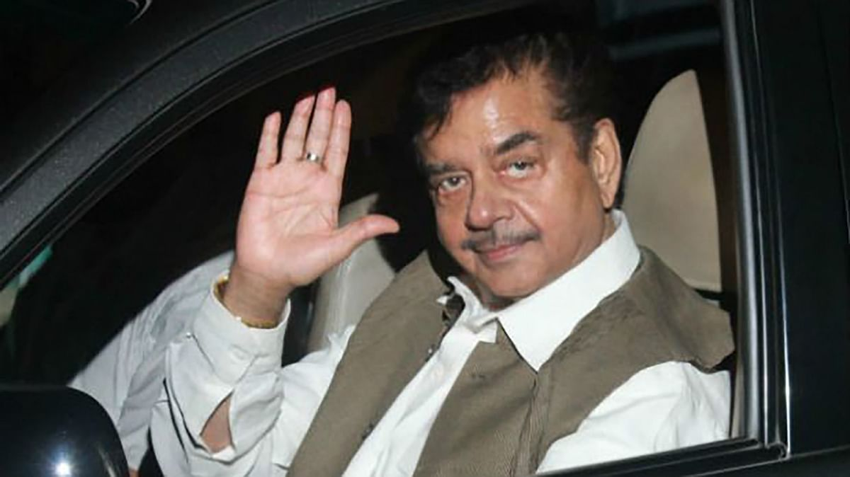 File photo of Shatrughan Sinha.