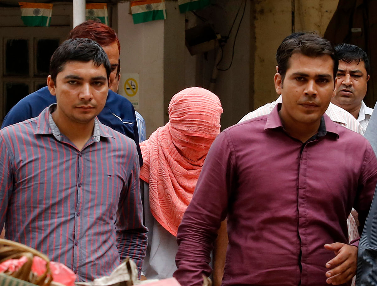 The minor who was convicted in the gangrape and murder of Nirbhaya. (Photo: Reuters)
