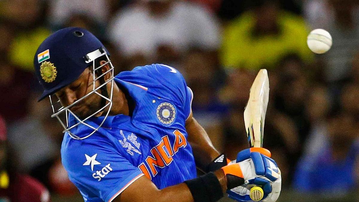 Suresh Raina is averaging 1.00 in this series. (Photo: Reuters)