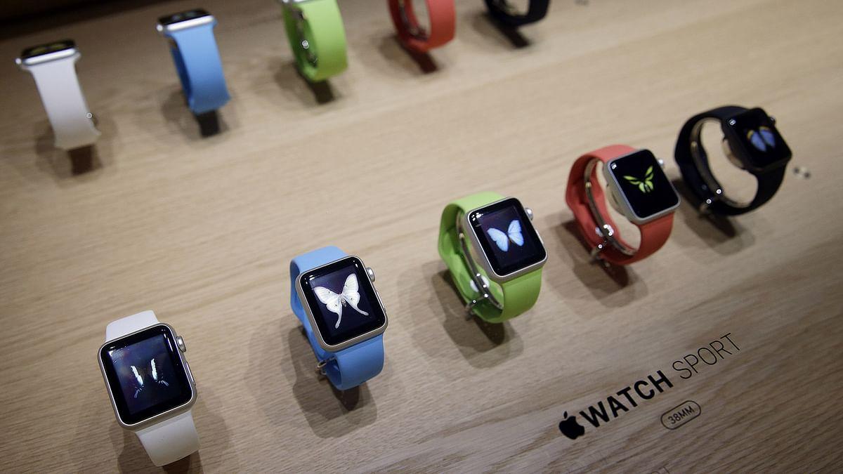 Apple Watch. (Photo: Apple)