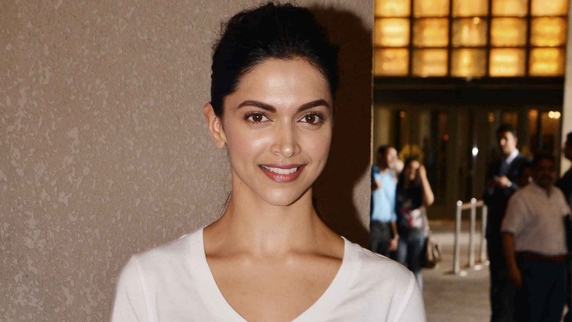 Deepika Padukone Launches 'Live Love and Laugh' in Mumbai