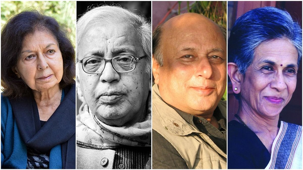 Till date, approximately 30 authors have returned awards they received from the Sahitya Akademi. (Photo: The Quint)