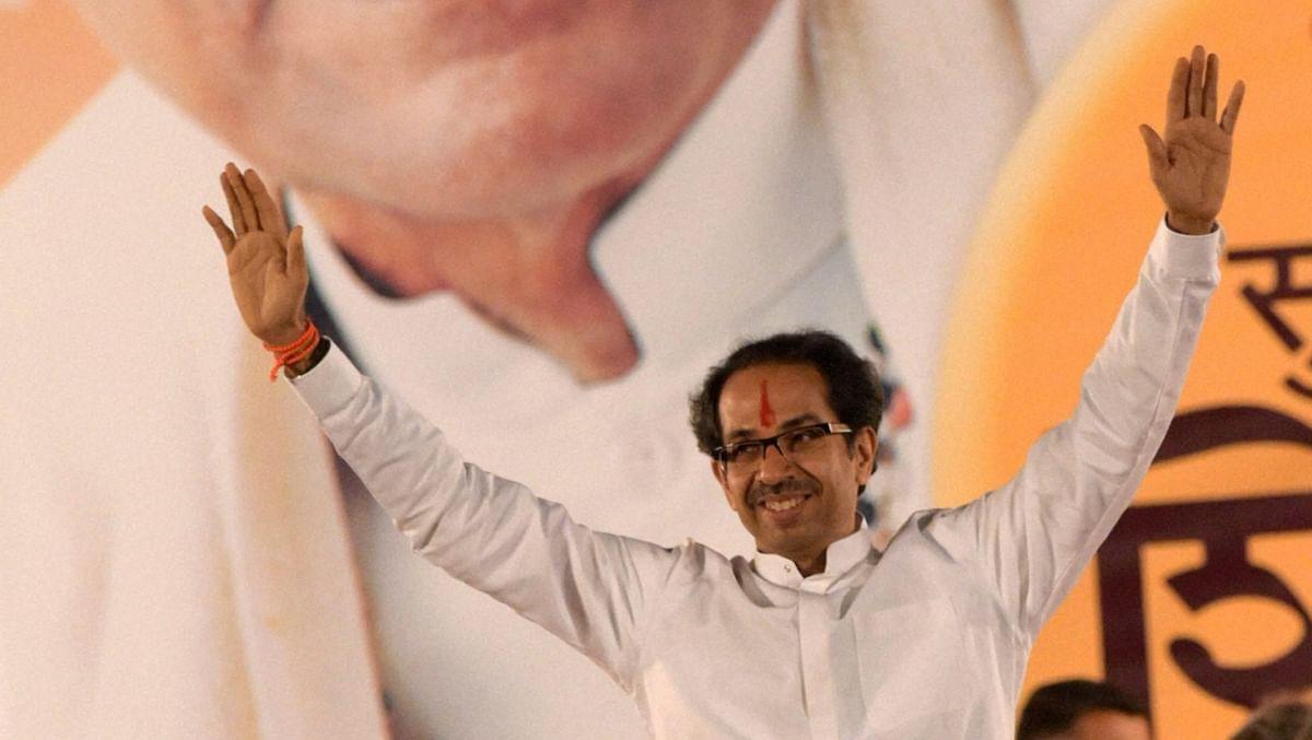Shiv Sena chief Uddhav Thackeray. (Photo: PTI)