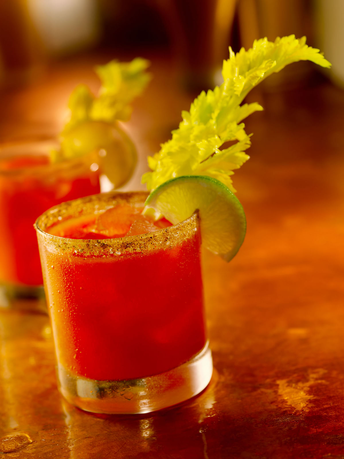 The Bloody Mary is an ideal brunch cocktail. (Photo: iStockphoto)