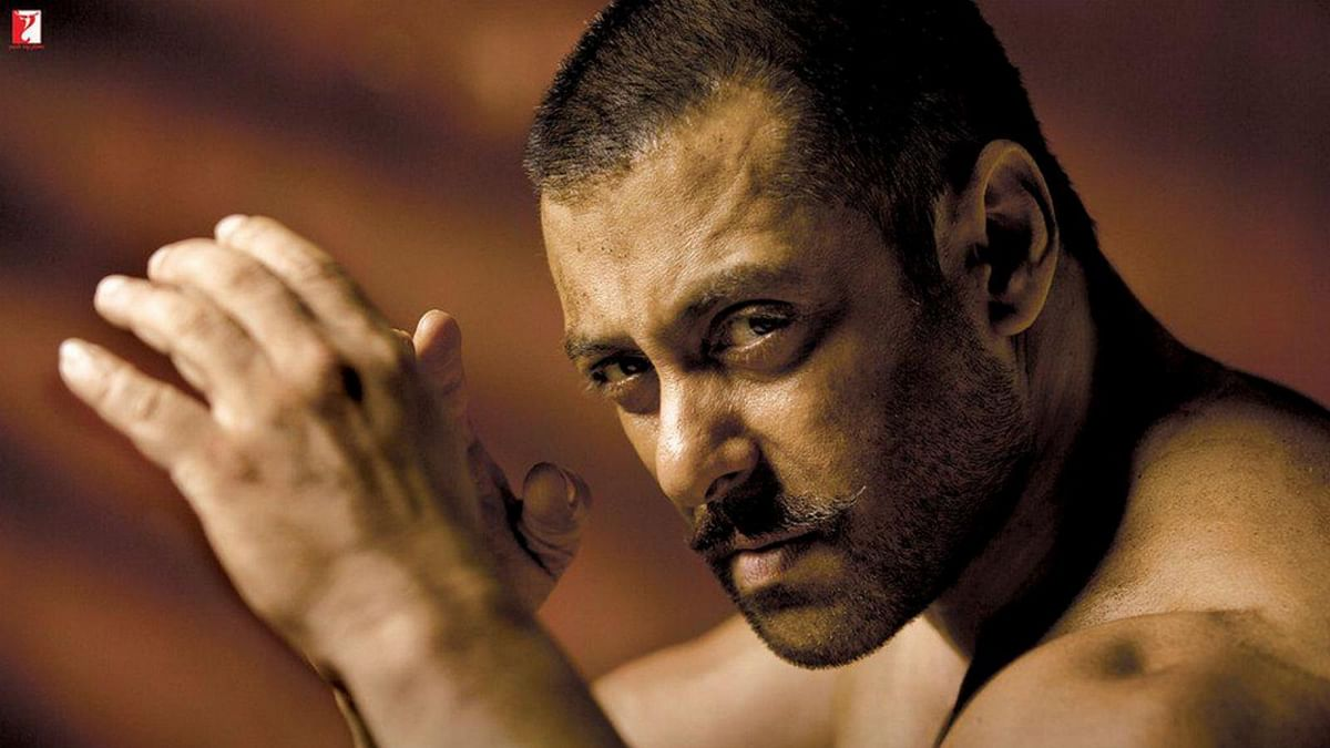 Salman Khan's first look from <i>Sultan</i> (Twitter/@SultanTheMovie)&nbsp;