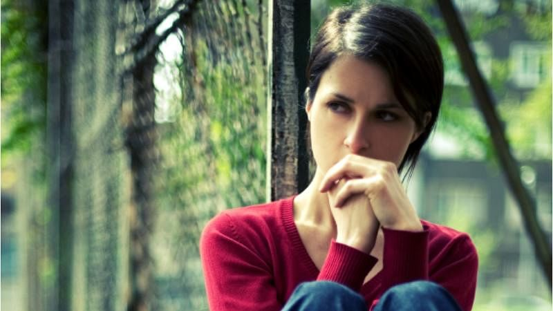 Depression and eating disorders go hand in hand (Photo: iStock)