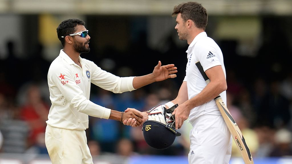 Jadeja is the perfect all-rounder the India Test team need. (Photo: Reuters)