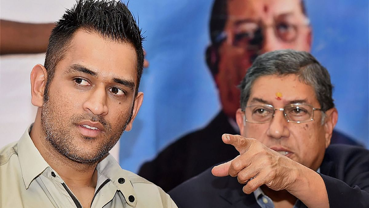 'There is No CSK Without Dhoni,' Says N Srinivasan