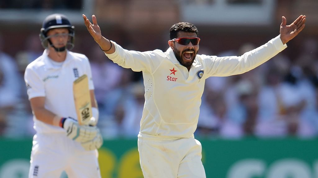 Jadeja picked up 25 wickets in three Ranji games this season. (Photo: Reuters)