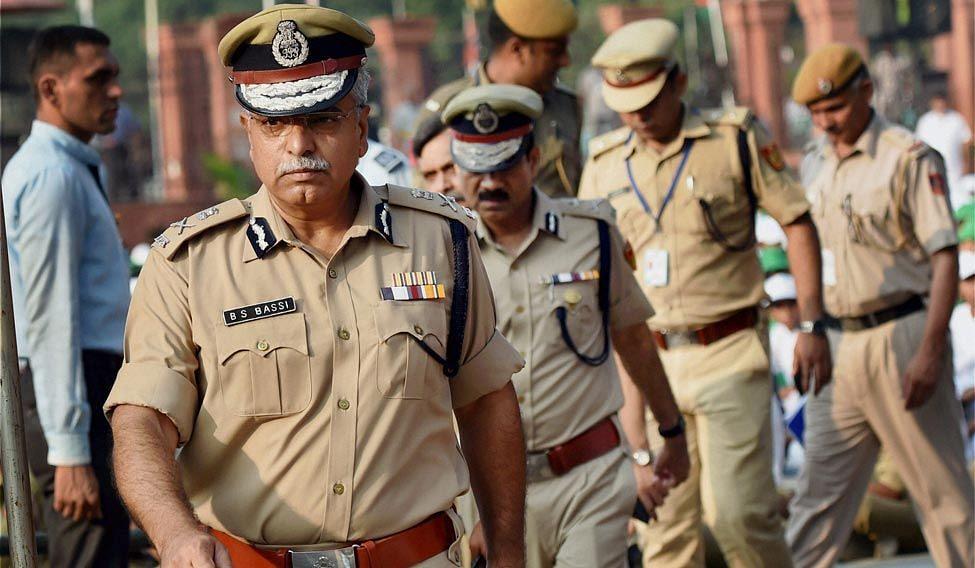 BS Bassi, Delhi Police Commissioner. (Photo: PTI)
